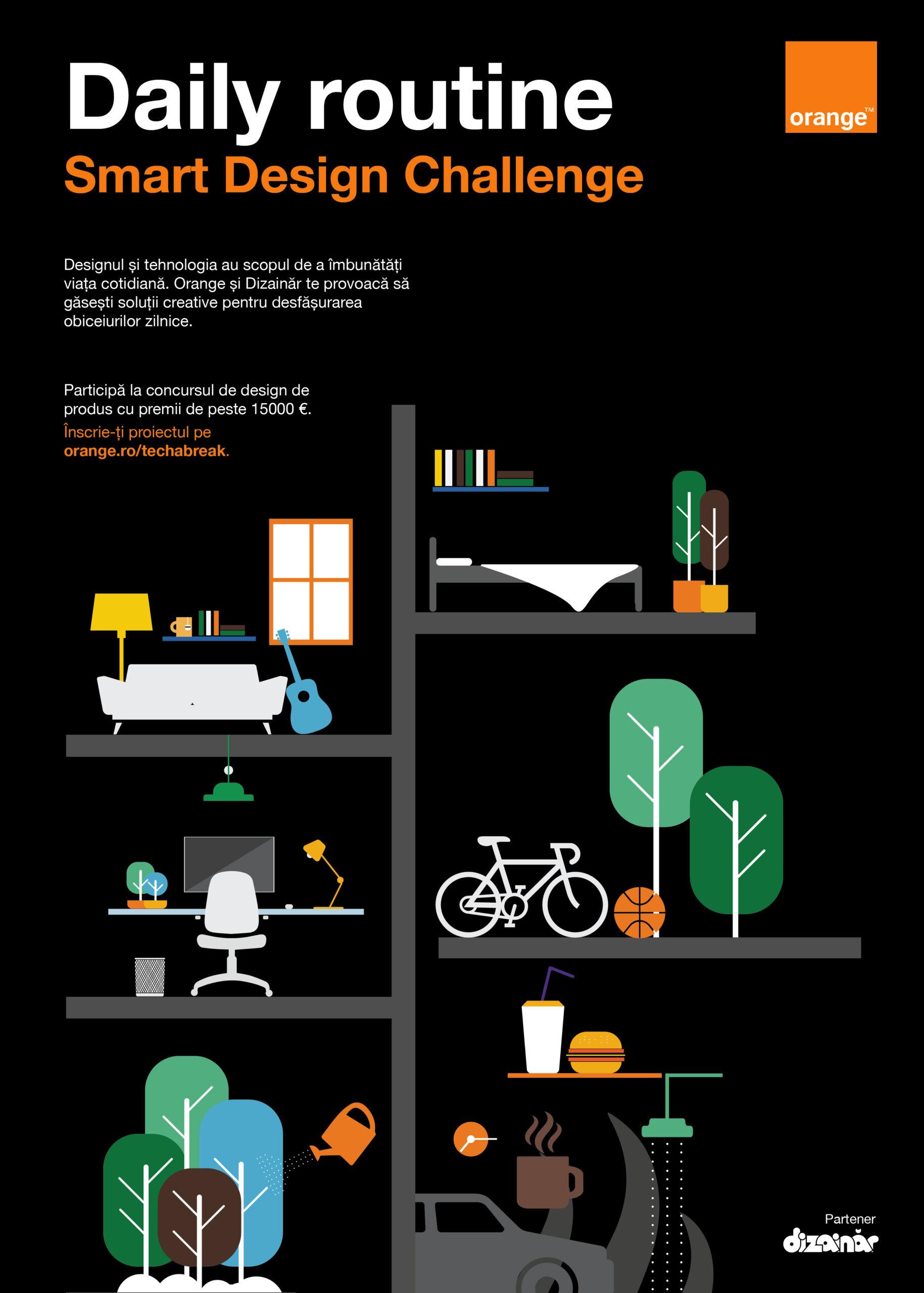 Orange Smart Design Challenge – 2019