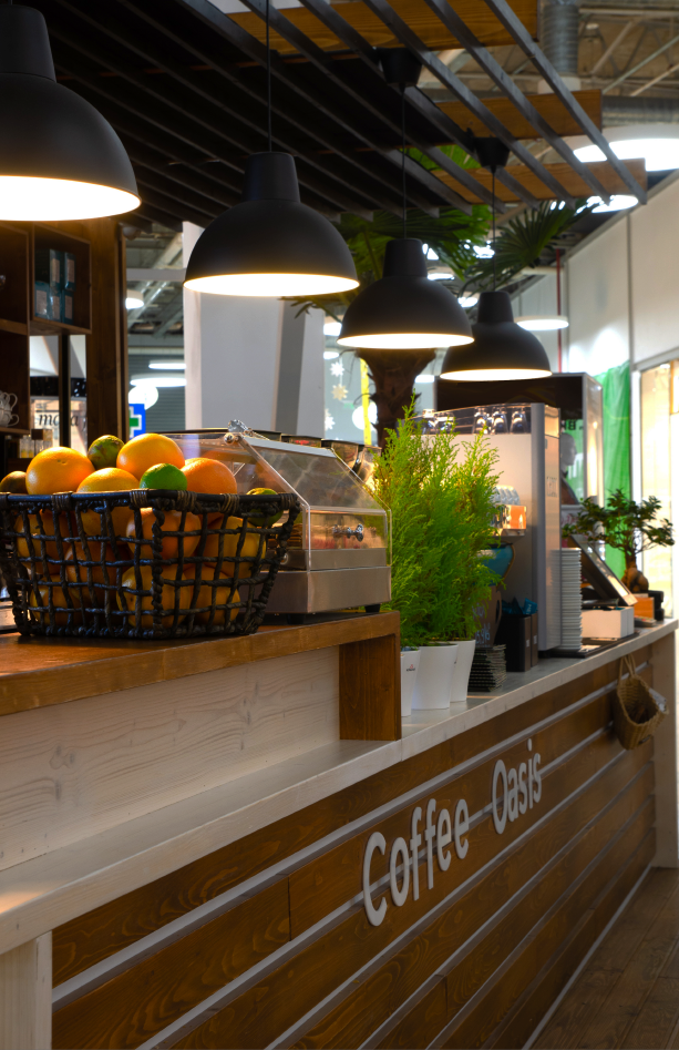 Coffee Oasis – 2019